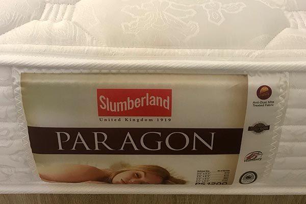 客房寢具: Slumberland 英國斯林百蘭